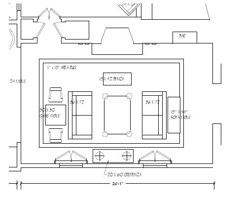 301 moved permanently for Living room floor plans