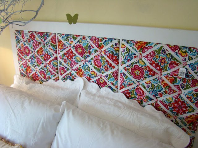 Create A Designer Headboard Or Canopy For The Abode S