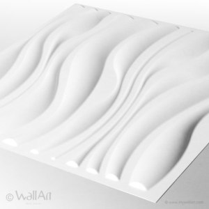 Waves1-dimensional-wall-decoration