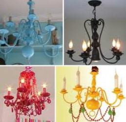 chandelierswithshades