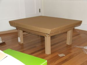 MakeItSo table