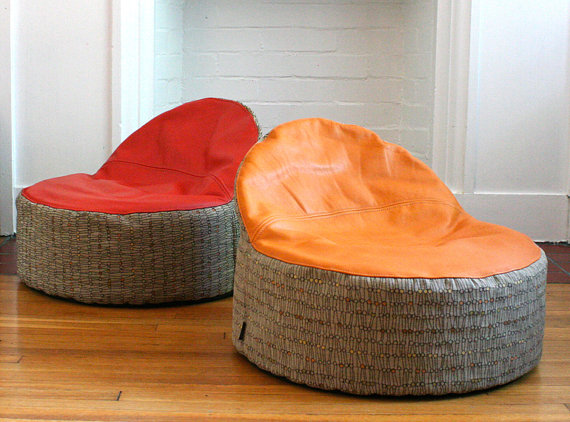 Beanbag Furniture Decorating Fun For The Abode
