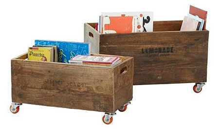 Wine crates repurposed into lovely decor for the abode for Home dezine
