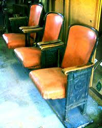 old theater seats, flickr