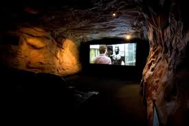 real cave, modernmancave