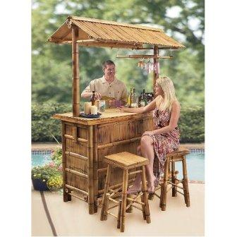 building tiki bar stools diy tiki bar stools
