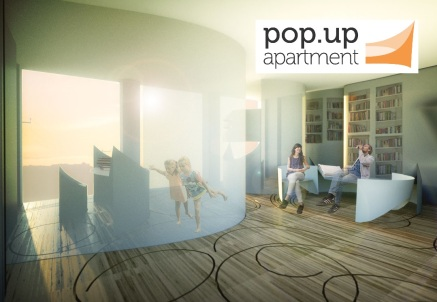 pop-up apartment
